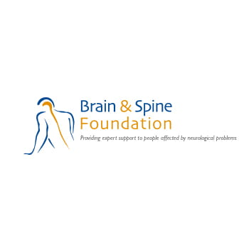 The Brain and Spine Foundation Logo