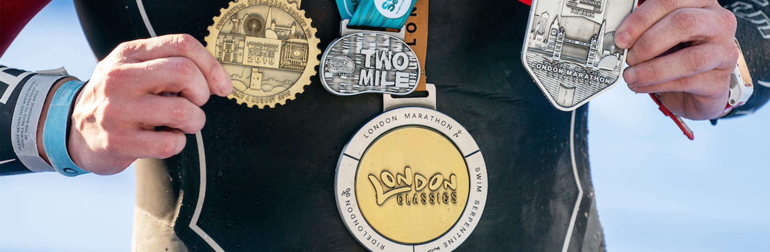 The London Classics Medal in all it's glory